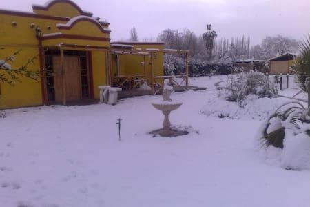 El Paraiso-Lunlunta-Mendoza-Arg - Casa