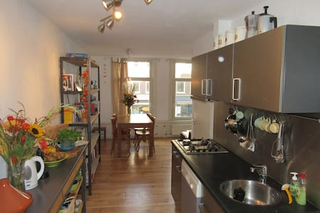 Lovely apartment in 'de Pijp'