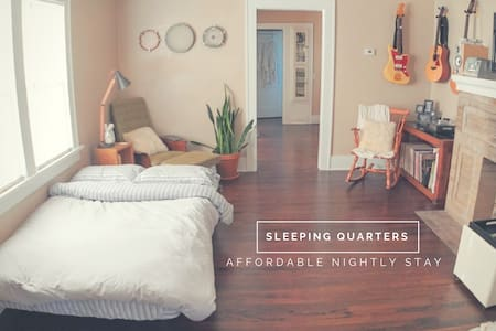 Affordable Nightly Stay in Midtown/Downtown OKC - Lakás