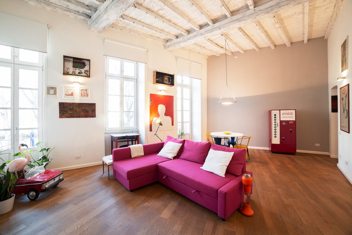 Rent an apartment in Turin from the owner