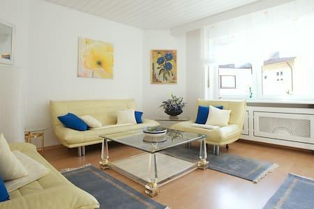 Erdgeschosswohnung mit Garten - Bad Peterstal-Griesbach - Apartamento