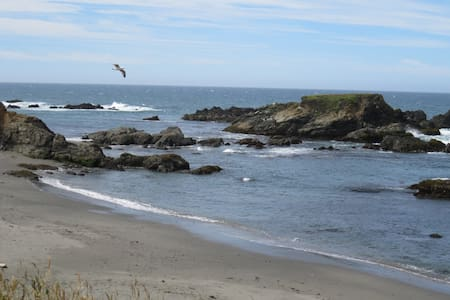 2 Minutes Walk to Shell Beach--Sept. at the Coast - Ev