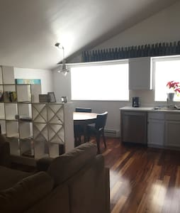 Quiet Downtown Apartment - Appartement