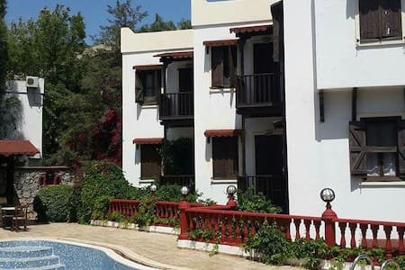 Close to beach and Bodrum center - Apartment