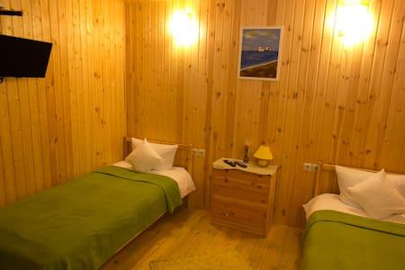 Двухместный с 2 кроватями Антис - Bed & Breakfast