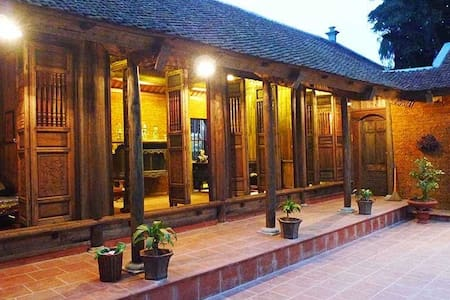 Duong Lam homestay - Hanoi