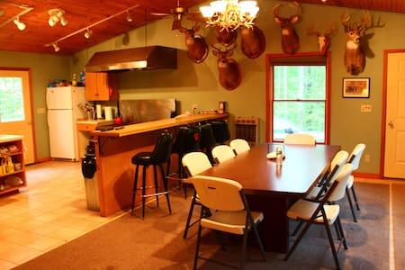 Pine Hill Camp - Casa
