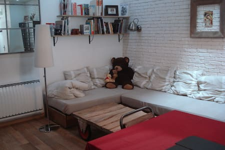 Child and baby proof house - 78m² - 3 bedrooms - Bagnolet - House