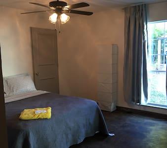 Private Bedroom & Living Room - Dallas