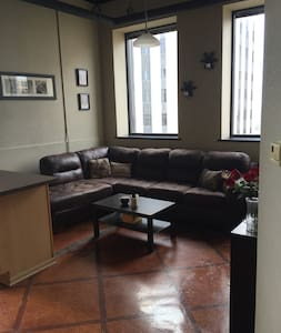 Cozy 1 bedroom apt downtown St. Paul - Apartamento