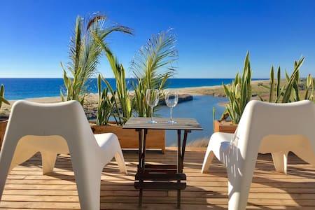 Villas La Mar #6 Ocean View Suite - Todos Santos