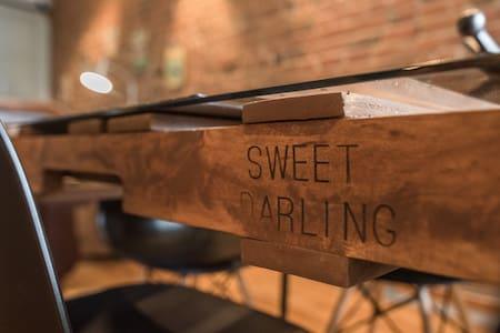 Sweet Darling - Le Plateau! - Montréal - Apartment