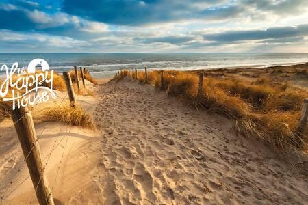 Strand Koksijde/La plage de Coxyde - Ház