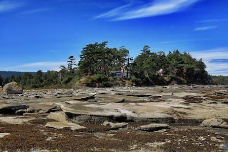Dunlop Point - Hornby Island