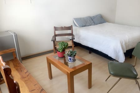Nice private room in Coyoacan, near UNAM - Haus