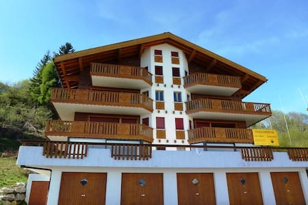 APARTMENT ON THE SKI SLOPE - Nendaz - Apartment