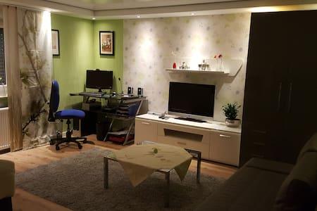 Schönes und gemütliches Zimmer - Leilighet