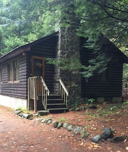 The Loon Lake Cabin - Kabin