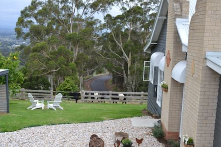 Clifden Cottage Farmstay - House