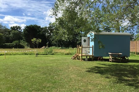 Shepherd's Hut, close to Beccles - Barraca