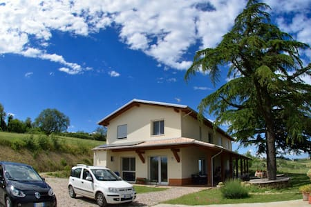 B&B with stunning panoramic view to hilltop - Sogliano Al Rubicone
