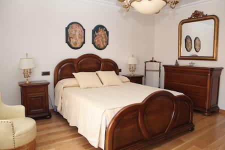 Habitación doble Alsasua-Urbasa-Urederra - Altsasu - Bed & Breakfast