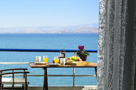 WATERFRONT STUDIO I APARTMENT CLOSE TO NAFPLION - Apartament
