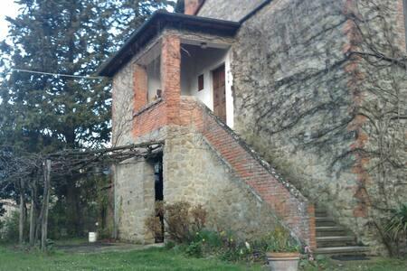 Chez l'Aglio - Tuscany wild! - Casa