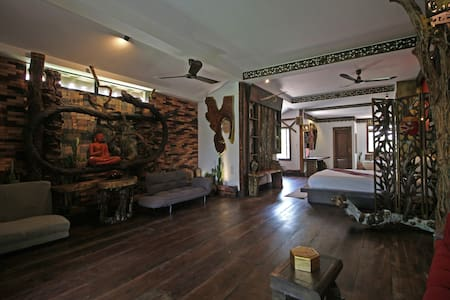 Luxury Apartment - Free 2-way airport ;transfers - Krong Siem Reap - 酒店式公寓