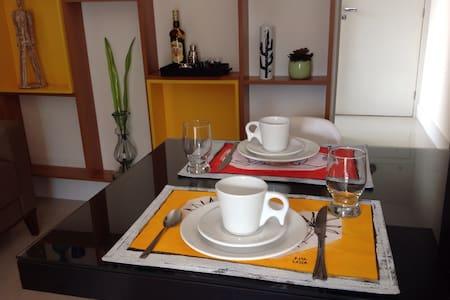 Ótimo Flat bairro São Mateus - Juiz de Fora - Apartment