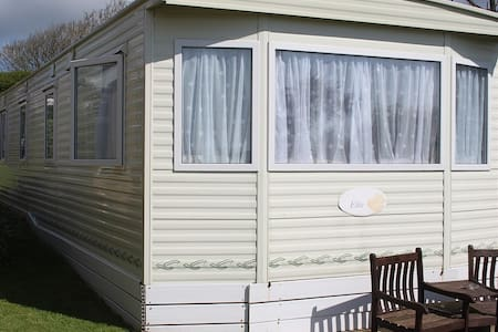 6 birth static caravan in Abersoch - Lainnya