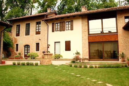 """La Corte San Michele CAV - Appartamento """"Nebbiolo"""" - Roatto"""