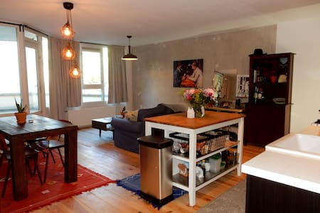 Charming City Center Apartment - Amsterdam - Apartment