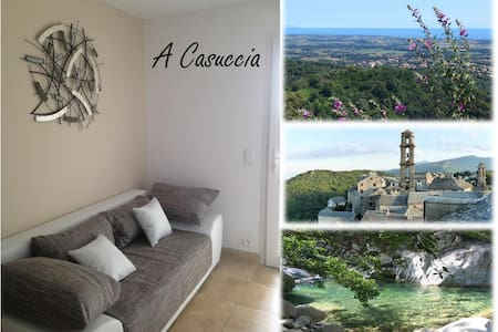 Belle location tout confort - Castellare-Di-Casinca