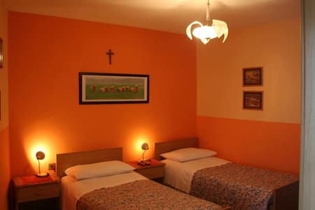 trattoria adamello - la busa - Edolo - Bed & Breakfast