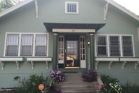 Historic Downtown Casper Home - Huis