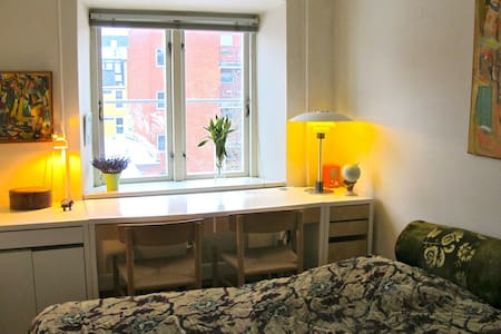 Lovely room at Christianshavn