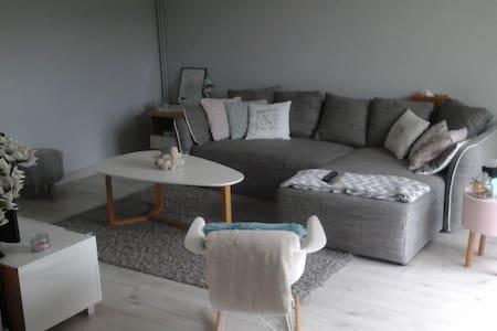 Maison 95 m2 avec jardin/ garage,calme, commerces - Dům