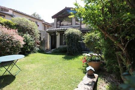 Maison de charme dans la Drôme - Huis