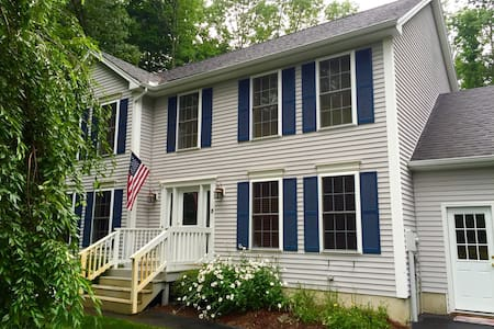 Pristine Colonial in Bedford NH - Ev