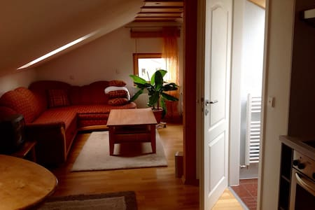 Charmante 1-Zi.Dachgeschosswohnung - Talo