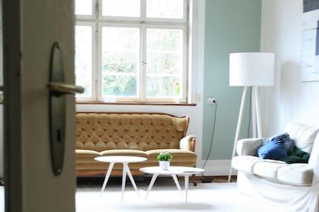 Willkommen in der Villa Kunterbunt - Ev