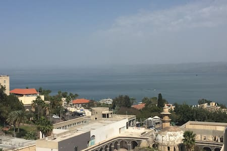 A room in the center of Tiberias - Tiberias - Apartment