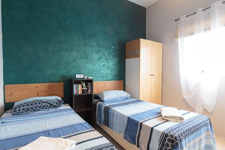 Stylish room in central Malta close to University - Birkirkara