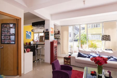 Perfect flat for couples (& baby)! - Hong Kong - Apartment