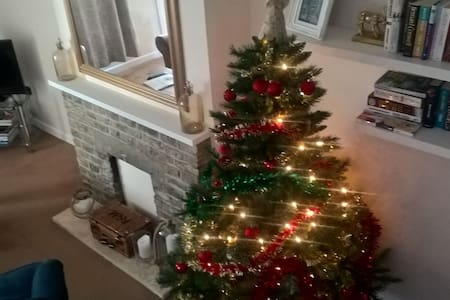 XMAS @ Mint Leaf Cottage, Somerset! - Bruton - Huis