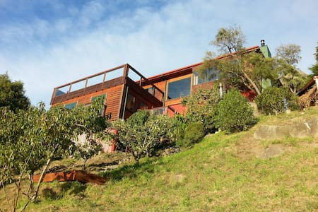 Beautiful Oceanview, great holiday location! - Diamond Harbour - Huis