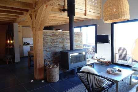 Coquet chalet neuf et moderne 6/8 pers., Pra Loup - Chalet