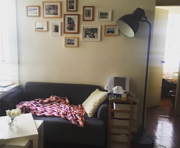 Lady Only, cozy clean@ Taiwai MTR - Appartement