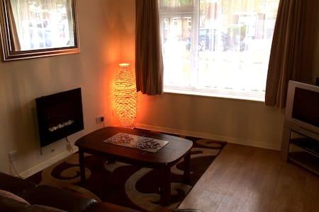 Enjoy a semi detached bungalow home - Bungalow